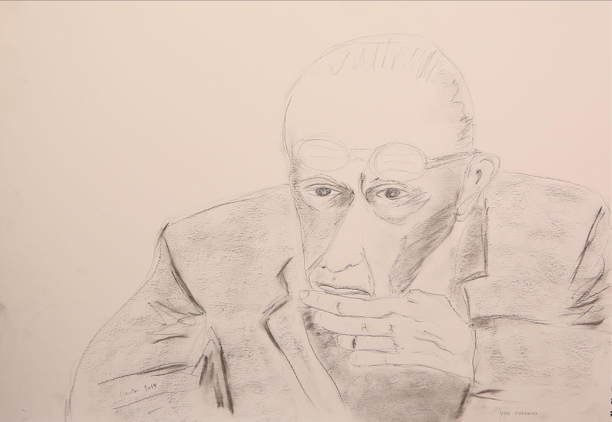 Ygor Stravinsky